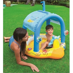 Piscina Inflável Pirata 42l Ref.: 57426     - Intex