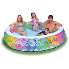 Piscina Multicolorida 772 Litros - Intex
