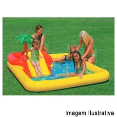 Piscina Playcenter Oceano 313 Litros Ref. 57454 - Intex