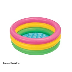 Piscina por do Sol 34l - Intex