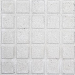 Piso 25 Quadros 20x20cm Branco Amarrado - Cimartex