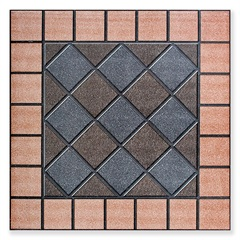 Piso Ouro Preto 45,9x45,9cm  Caixa 2,32m² Ref.: 45105 - Unigres