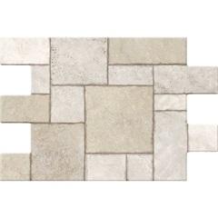 Piso Rústico Borda Bold Terrace White 34x50cm - Pamesa