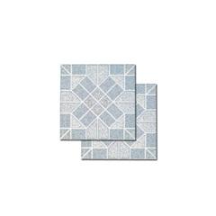 Piso Trevo Mare 45,9x45,9cm Caixa 2,32m²  - Unigres