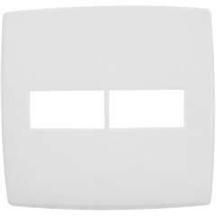 Placa 1 + 1 Posto 4x4 Pialplus Ref. 618511 - Pial Legrand