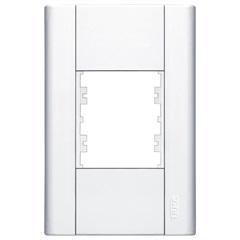 Placa 4x2 2 Módulos Modulare Rf.: 072   - Fame