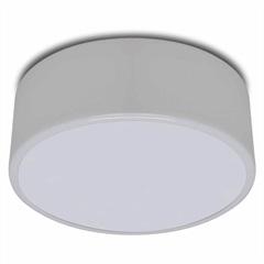 Plafon Clean 25 Cm 412/2 Branco - Spot Line