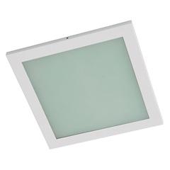Plafon Embutido 4 Lampadas Máximo 100 W Ref: Pte 5050 Branco - Pantoja