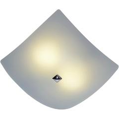 Plafon Fosco Quadrado 25 X 25 Cm Ref. Cc2525pbn - Casanova