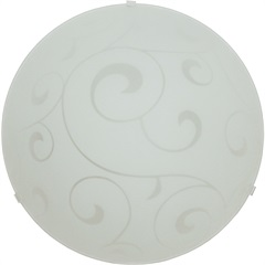 Plafon Redondo 25cm - Taschibra