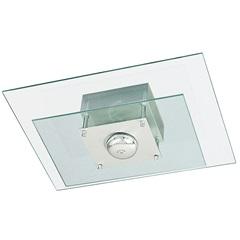 Plafon Spacial Retangular para 1 Lâmpada  - Pantoja