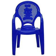 Poltrona Infantil Catty Estampada Azul Ref. 92264/070 - Tramontina