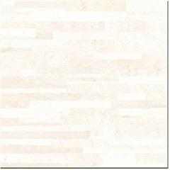 Porcelanato Acetinado Borda Bold Canjiquinha Branco 61x61cm - Buschinelli