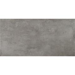 Porcelanato Acetinado Flat Esmaltado Cinza 59x118,2cm  - Eliane