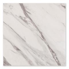 Porcelanato Alto Brilho Borda Reta Bianco Carrara Polido 60x60cm