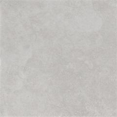 Porcelanato Concrete Prata Slim 47x47cm  - Buschinelli