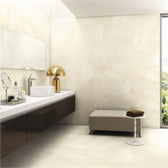 Porcelanato Hd Sensation Cream 63x63 Cm Cx. 2,00 M²  - Biancogres