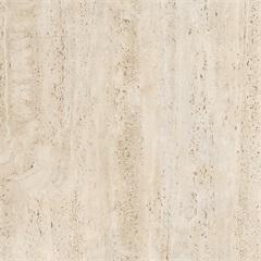 Porcelanato  Hd Travertino Romano Bege Retificado Acetinado 63x63cm  - Biancogres