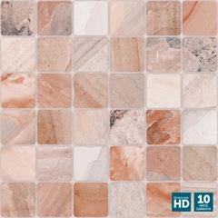 Porcelanato Mosaico Goias 60x60  - Buschinelli