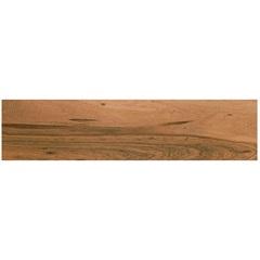 Porcelanato Peroba Retificado Acetinado Marrom 19,4x118,2cm  - Eliane