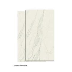 Porcelanato Retificado Hd Marmo Calacata Bianco 53x106cm - Biancogres