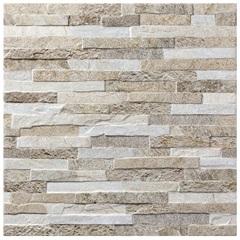 Porcelanato Stone Patch Natural Acetinato 59x59cm  - Eliane