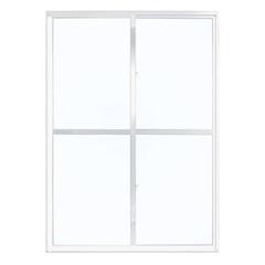 Porta-Balcão 2 Folhas 210x120 Branca - Ebel