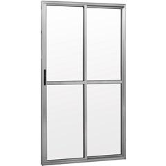 Porta-Balcão 2 Folhas 210x120 Direita Linha Ouro - Ebel
