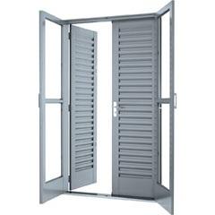 Porta Balcão de Abrir 2,15x1,50x14cm Ref. 1013.0 - Lucasa