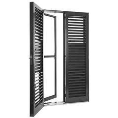 Porta Balcão de Abrir 217x120x16 Cm Ref.: 66710025 - Sasazaki