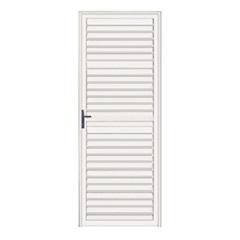 Porta Capri 210x70 Direita Branca  - Ebel
