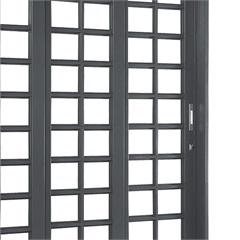 Porta de Correr Quadriculada Direita Silenfort 2,17x1,50m - Ref.: 69511724 - Sasazaki