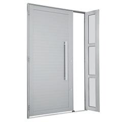Porta Lambri com Seteira E Puxador 216x120x5.4cm D Ref.: 76351708sa - Sasazaki