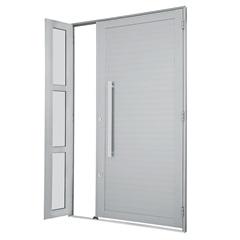 Porta Lambri com Seteira E Puxador 216x120x5.4cm Ref.: 76351716sa - Sasazaki