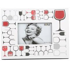 Porta Retrato 10 X 15 Cm Vino - Toyland