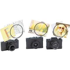 Porta Retrato Câmera 3 Peças  - Umbra