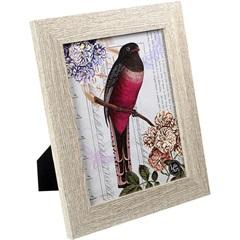 Porta Retrato Memphis Mdf Claro 13x18cm - Importado