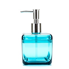 Porta Sabão Liquido Cube Verde 330 Ml Ref: 20878/0129 - Coza