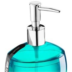 Porta Sabonete Liquido Spoom Verde Água 20860/0129 - Coza