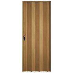 Porta Sanfonada com Fechadura Padrão Cerejeira 210x84cm - BCF