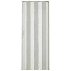 Porta Sanfonada com Trinco 210 X 72 Cm Branca - BCF