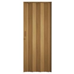 Porta Sanfonada com Trinco Padrão Cerejeira 210x72cm - BCF