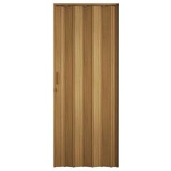 Porta Sanfonada com Trinco Padrão Cerejeira 210x84cm - BCF