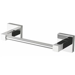 Porta Toalha de Rosto Barra Quadra Cromado - Perflex