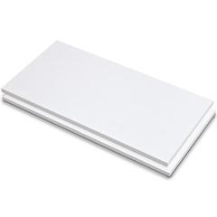 Prateleira de Aglomerado Branco 30x90cm  - Fico Ferragens