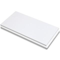 Prateleira de Aglomerado Branco 40x120cm - Fico Ferragens
