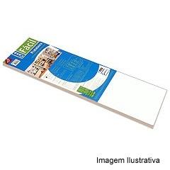 Prateleira de Aglomerado Branco 50x120cm - Fico Ferragens
