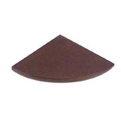 Prateleira de Canto 57cm Tabaco - Decorprat