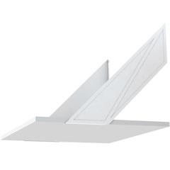 Prateleira Multiuso 45x60 Branco - Fico Ferragens