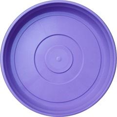 Prato para Vaso de Plantas Violeta 20cm - West Garden